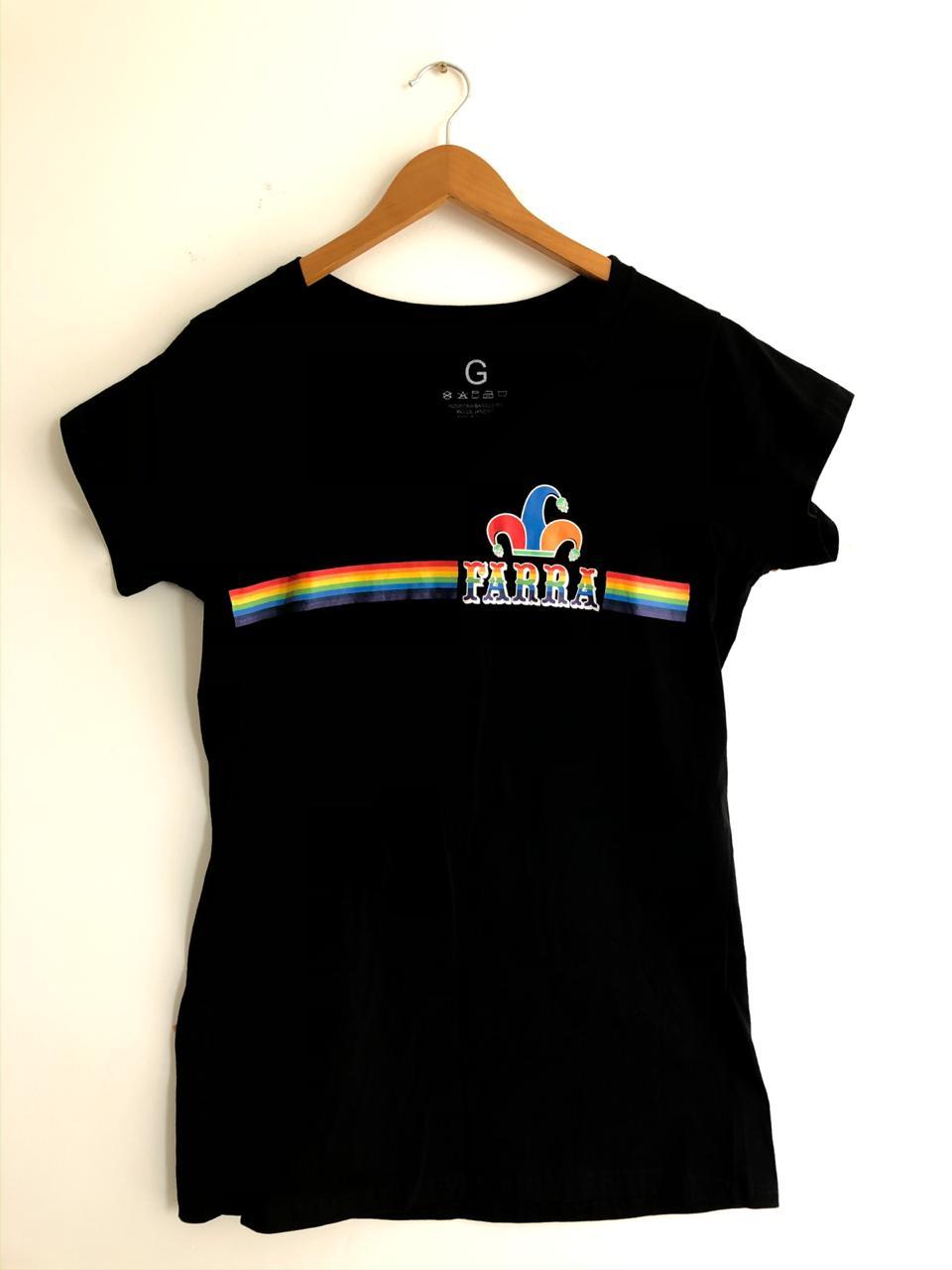 Camisa Feminina Farra LGBT