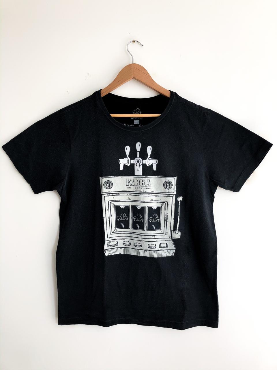 Camiseta Feminina Machine