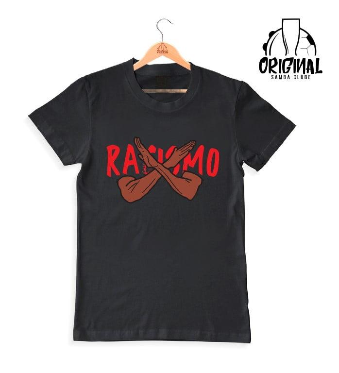 Camisa Vapo no Racismo