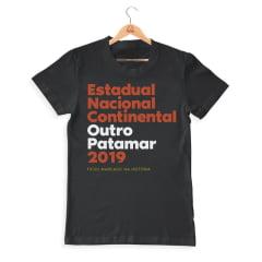 Camisa Outro Patamar Fla 2019 infantil