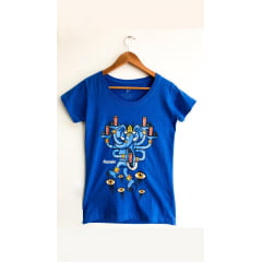 Camisa Feminina Farra Elefante