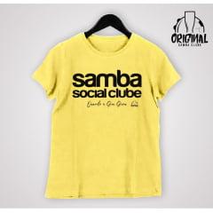 Camisa feminina Quando a Gira Girou - Samba Social Clube