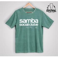 Camisa Mais Feliz - Samba Social Clube